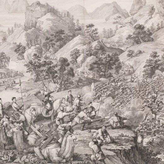 The Lifting of the Siege of the Black River Camp