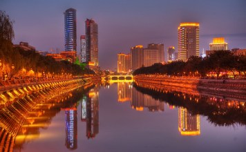 China's happiest city