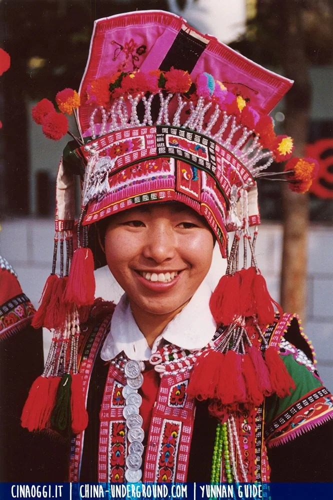 Yi people - Chinese ethnic minority