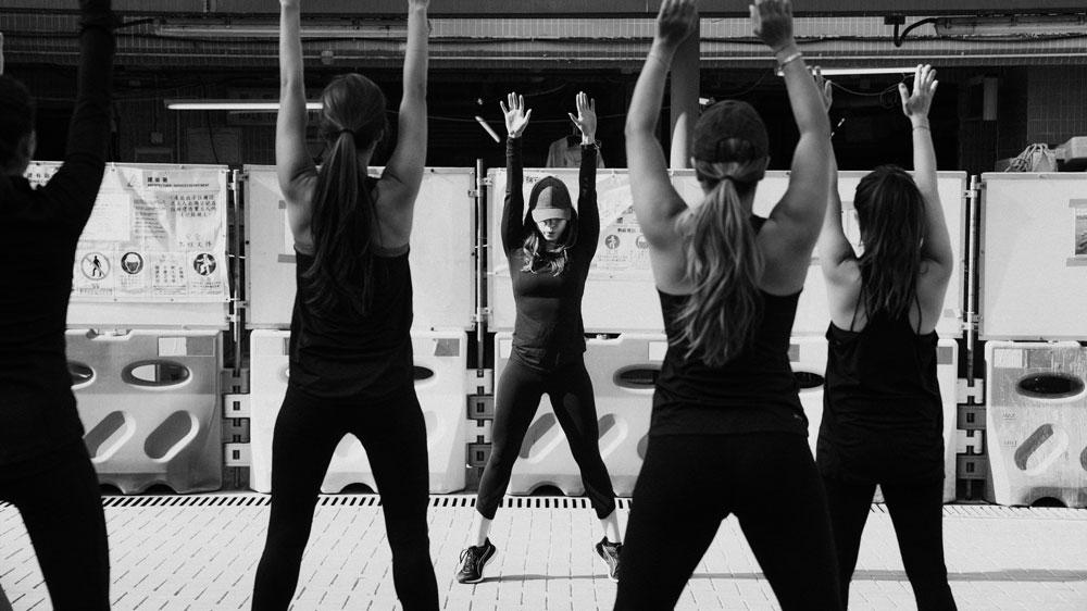 Personal Trainer Hong Kong-Heanney McCollum