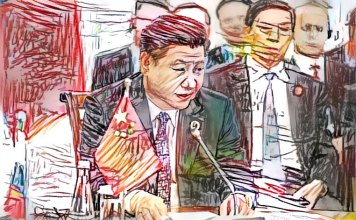 A Wave of Internet Censorship amidst the PRC Constitution Changes