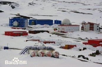 China-Great-Wall-Station,-Antarctica