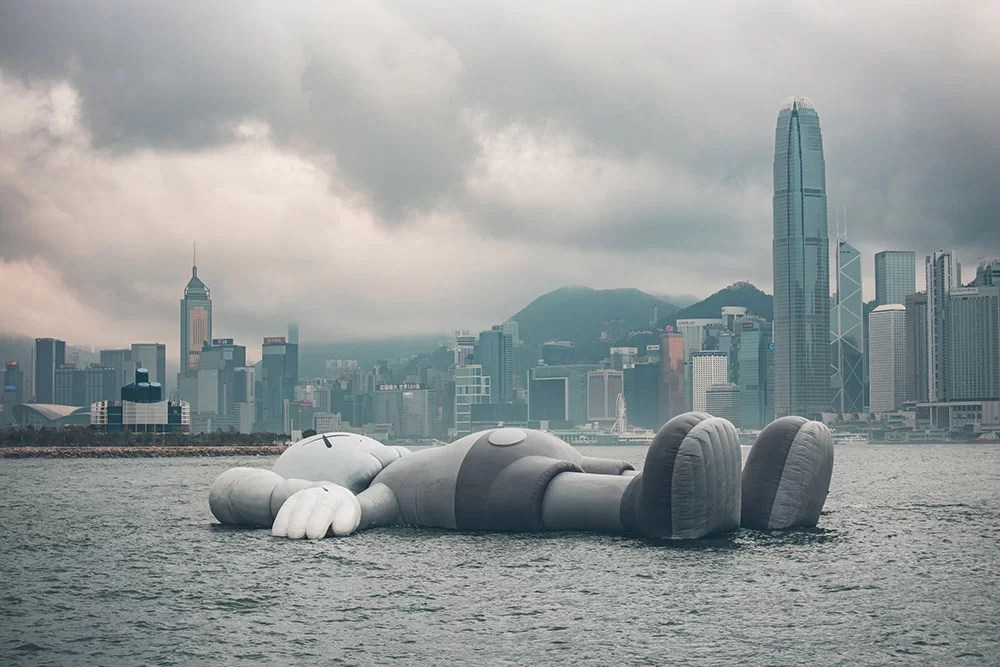 Hong Kong in March