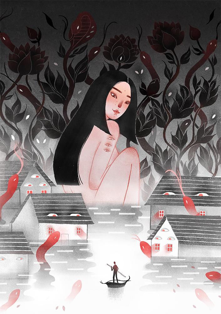 illustrator Hannah Li