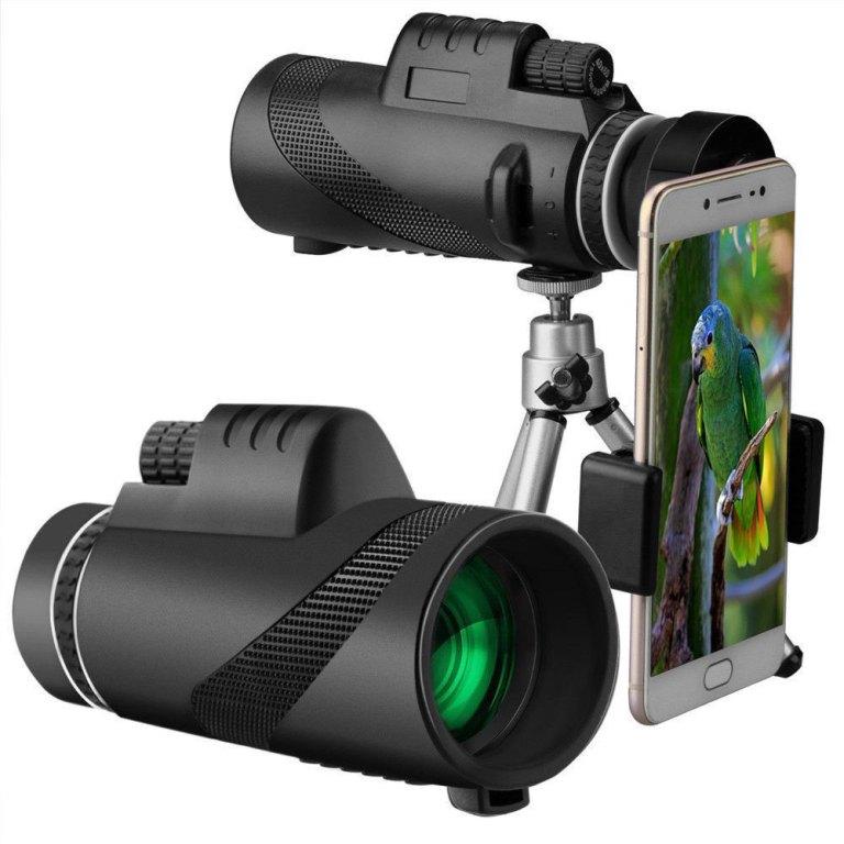 HD-Monocular-Day&Night-Vision-Dual-Focus-Telescope-Prism-Scope_Day&Night Vision Telescope