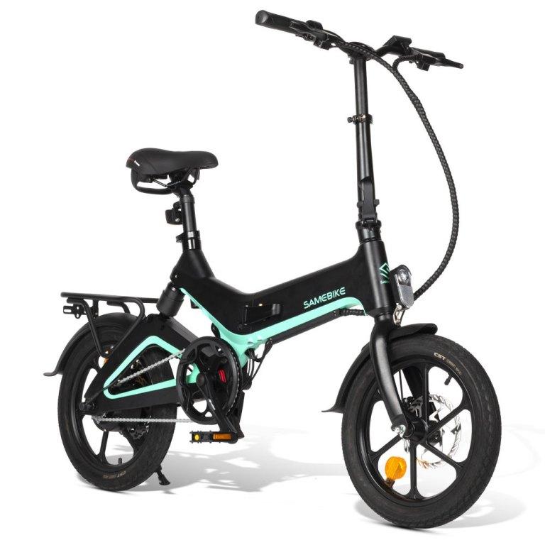 SAMEBIKE-G7186-Electric-Bicycle-Foldable-E-bike