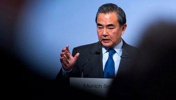 wang yi_China US trade deal