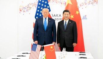 China US deal_Donald Trump and Xi Jinping at the 2019 G20 Osaka summit