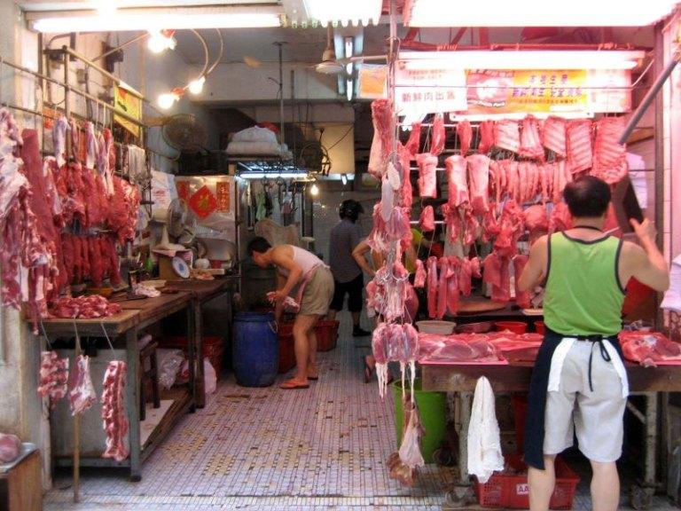 shenzhen bans wild animals consumption