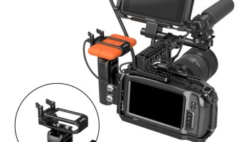 SmallRig SSD holder for LaCie Rugged SSD