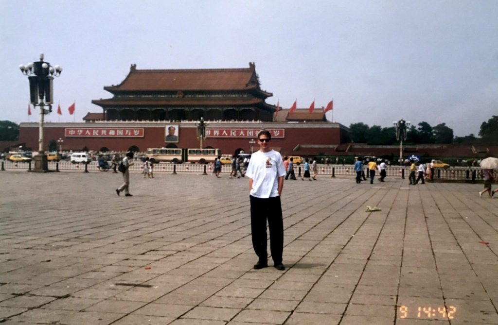 Plastered 8: Urban Fashion in Beijing, Interview with Dominic Johnson-Hill