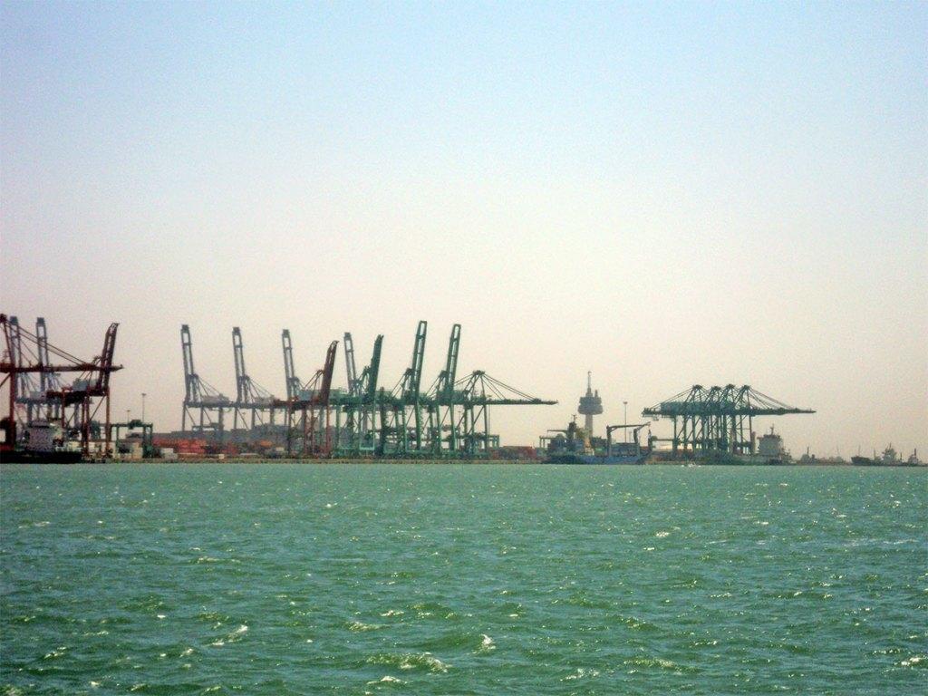 tianjin-port