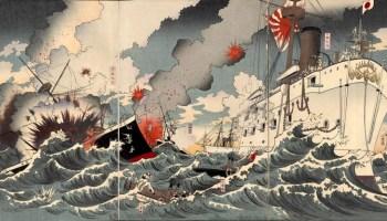 First Sino-Japanese War history