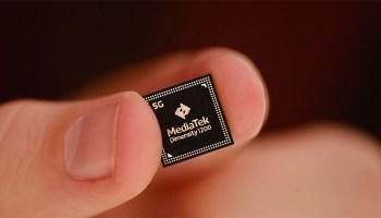 mediatek Dimensity chip