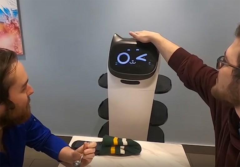 robot restaurant canada