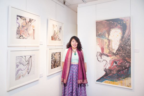 Interview with Artist & Calligrapher Si Jie Loo