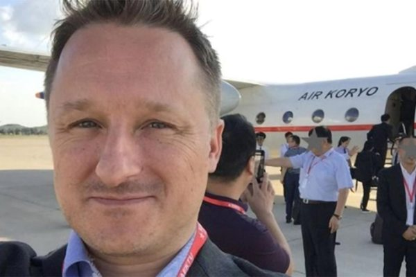 China sentences Canadian Michael Spavor to 11 years for spying