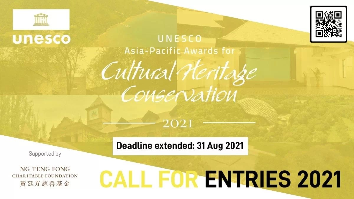 transformative heritage conservation in Asia-Pacific region