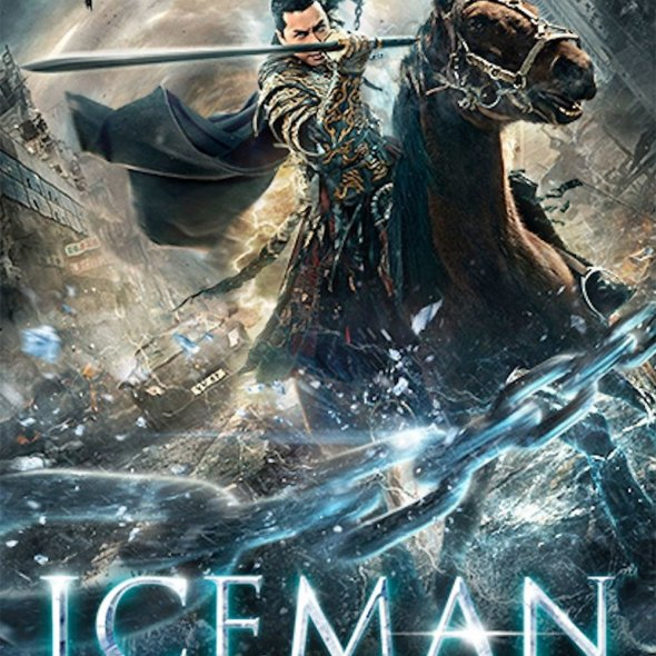 """Poster for the movie """"Iceman"""""""