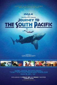 """Poster for the movie """"Journey to the South Pacific"""""""
