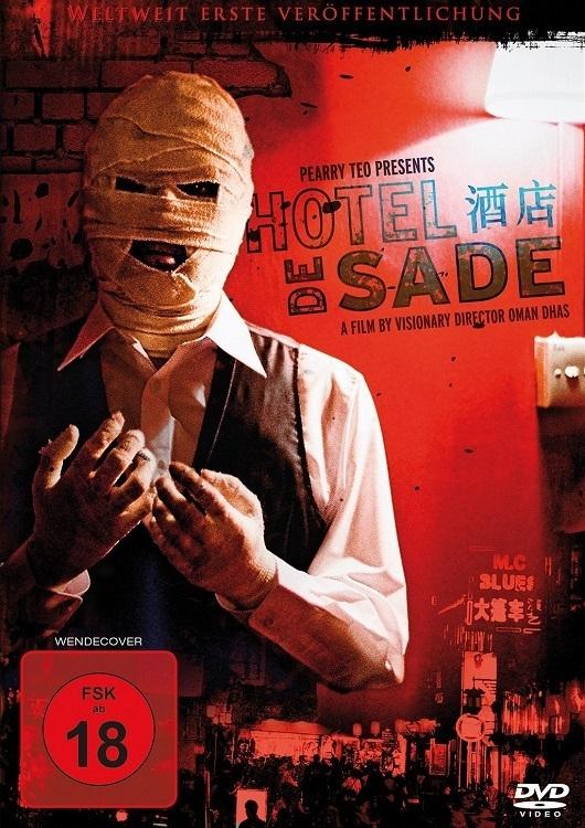 """Poster for the movie """"Hotel de Sade"""""""