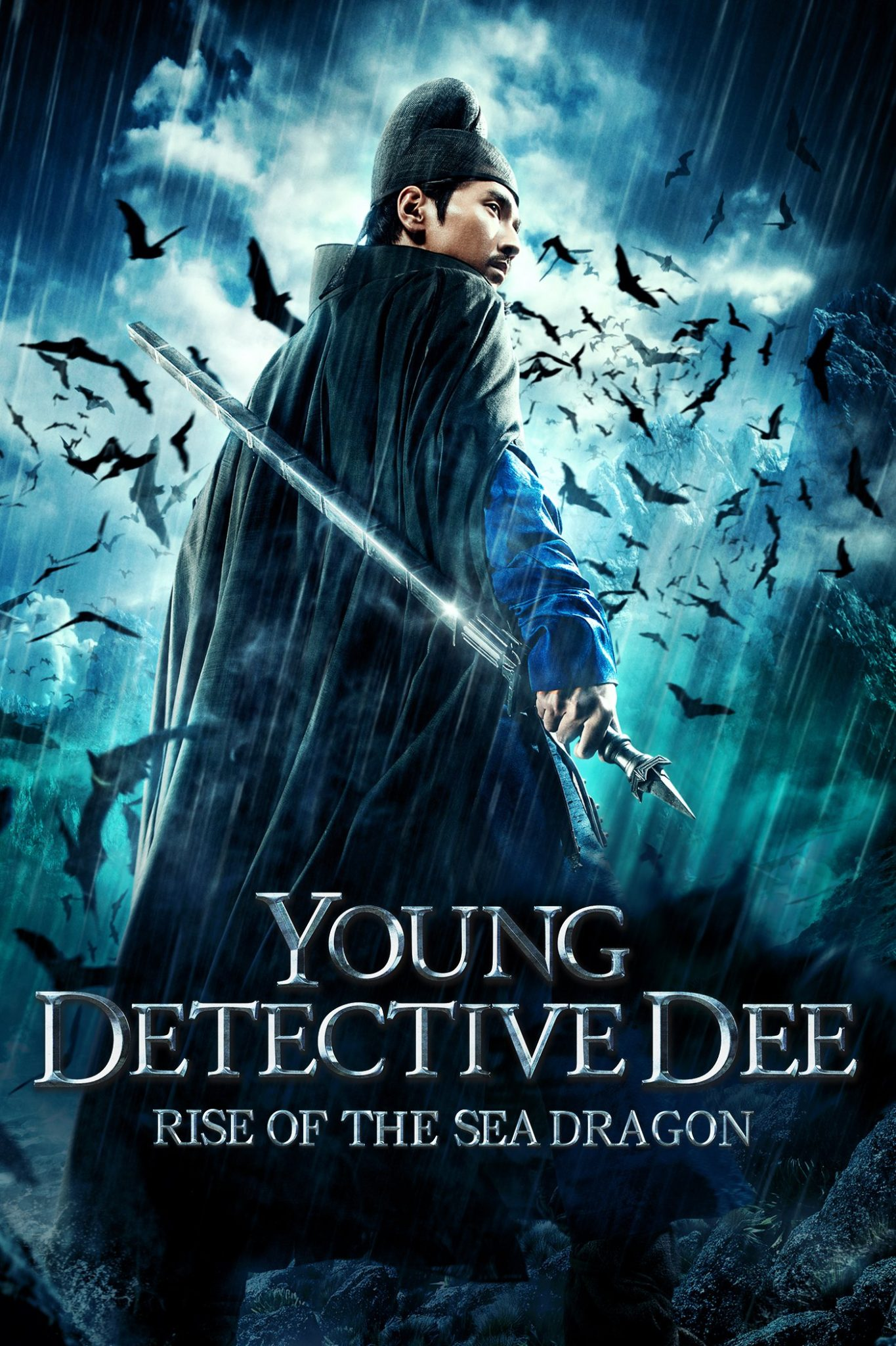 """Poster for the movie """"Young Detective Dee: Rise of the Sea Dragon"""""""