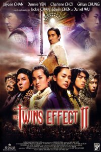 """Poster for the movie """"The Twins Effect II"""""""