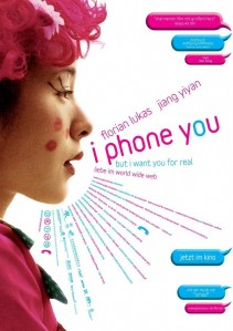 "Poster for the movie ""I Phone You"""