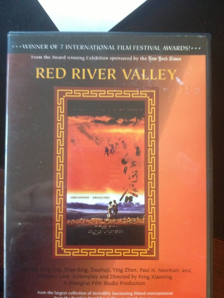 """Poster for the movie """"Red River Valley"""""""