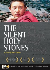 """Poster for the movie """"The Silent Holy Stones"""""""