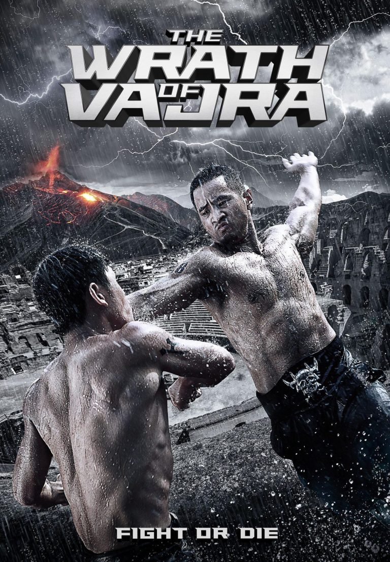 """Poster for the movie """"The Wrath Of Vajra"""""""