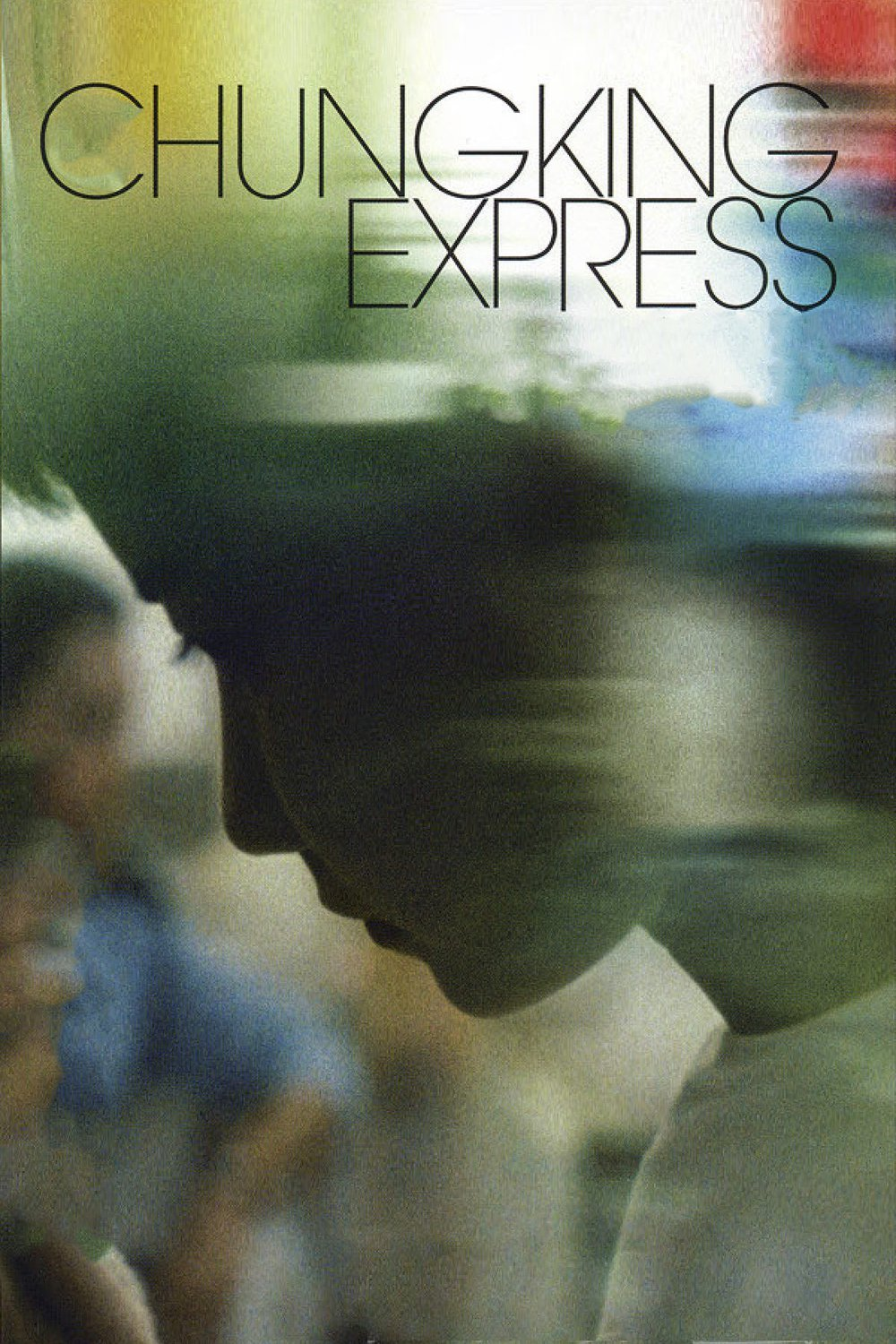 """Poster for the movie """"Chungking Express"""""""
