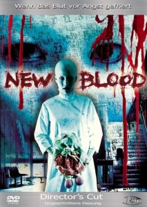 "Poster for the movie ""New Blood"""