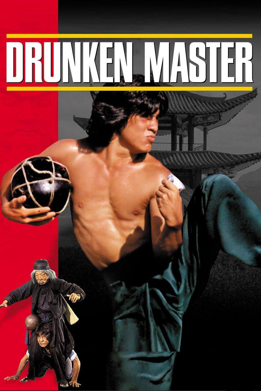 """Poster for the movie """"Drunken Master"""""""