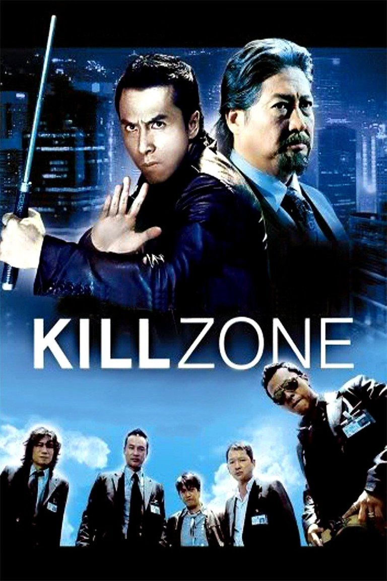 "Poster for the movie ""SPL: Kill Zone"""