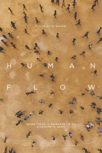 """Poster for the movie """"Human Flow"""""""