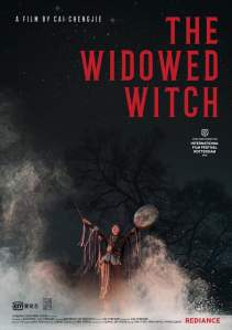 """Poster for the movie """"The Widowed Witch"""""""