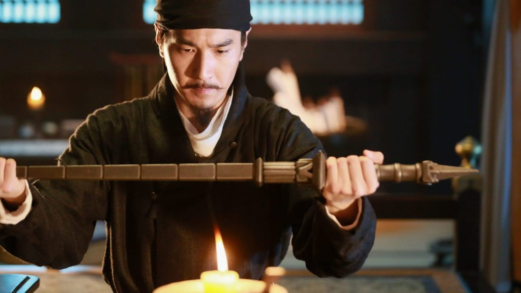 """Image from the movie """"Detective Dee: The Four Heavenly Kings"""""""
