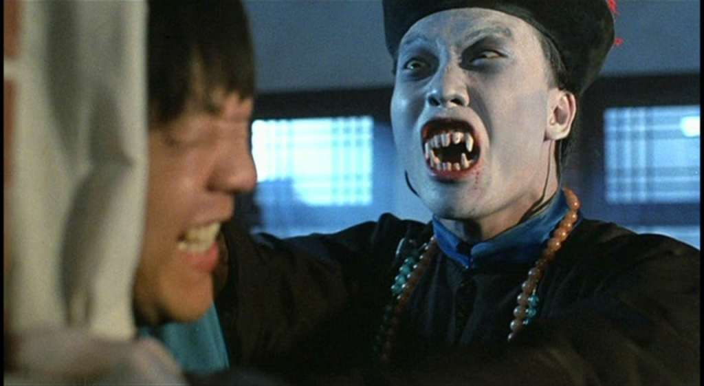 """Image from the movie """"Mr. Vampire"""""""