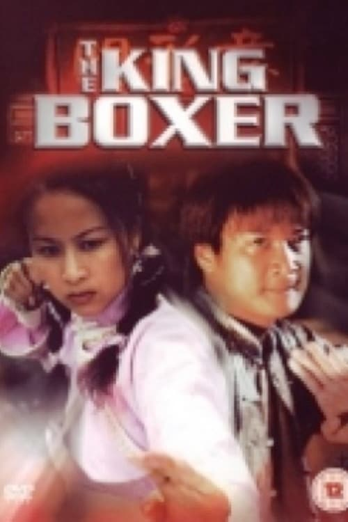 """Poster for the movie """"The King Boxer"""""""