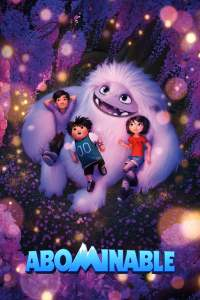 """Poster for the movie """"Abominable"""""""