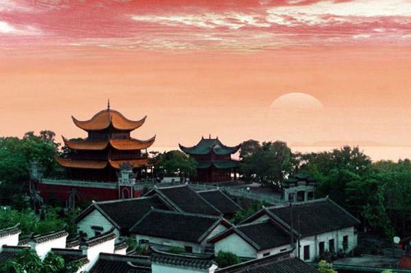 花明樓 - 湖南長沙 - 張家界旅遊海外華人網