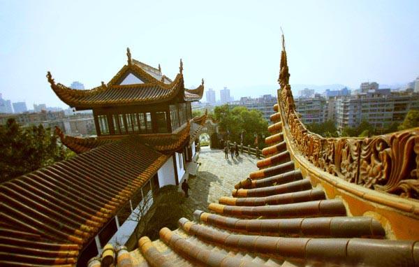 天心閣 - 湖南長沙 - 張家界旅遊海外華人網