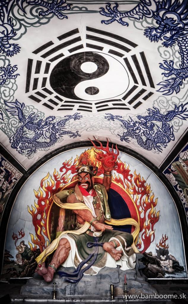 Daoist temple