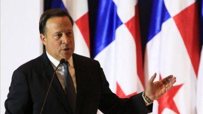 Varela总统向非政府组织捐赠百萬美元