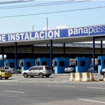 Panapass高速收费系统安装中心新时间表