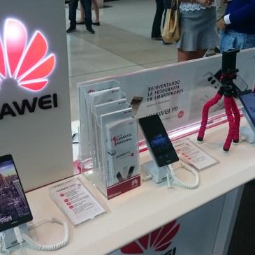 每日视频:华为P9旗舰手机巴拿马推介会报道