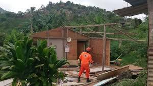 政府继续在Cerro Galera进行驱散行动