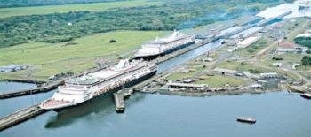 巴拿马运河1月至10月收入总额为20.82亿美元