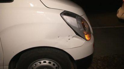 北方高速公路再现投掷石头破坏过往车辆案件